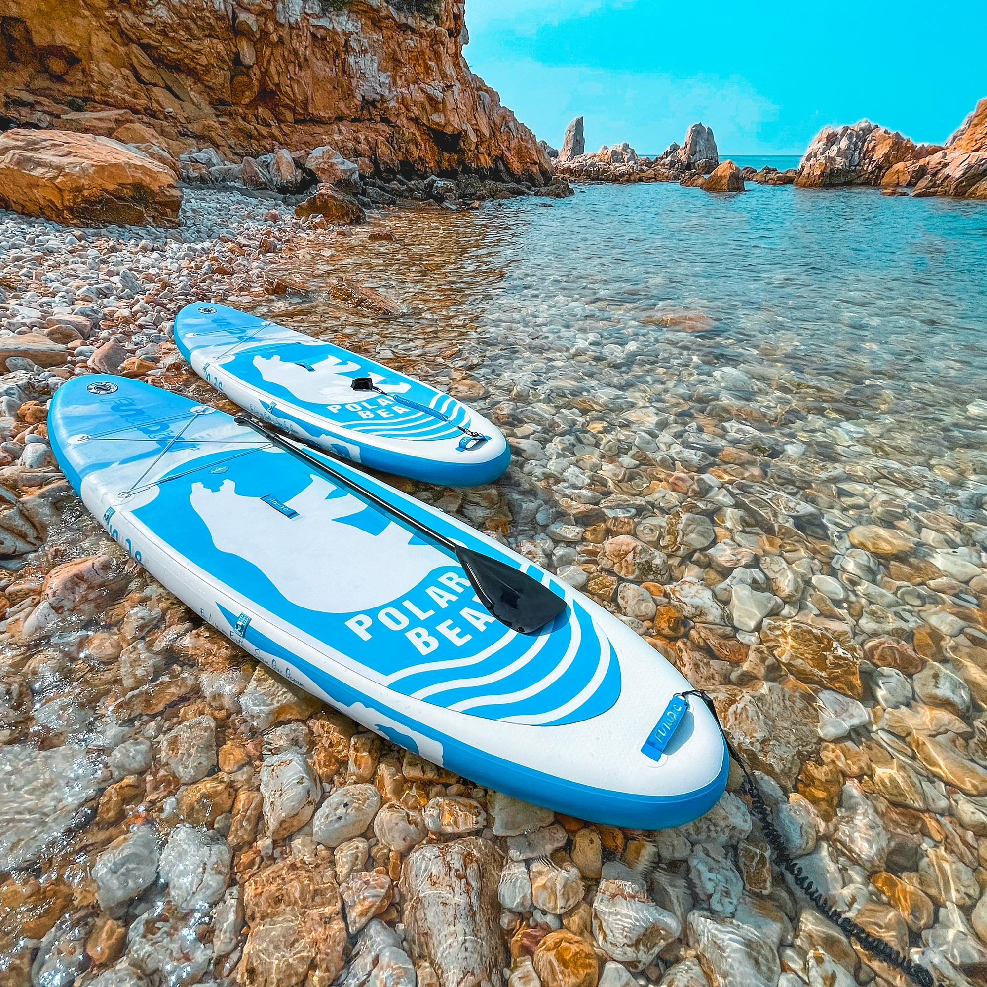 dotshio_polar_bear_paddle_sizes_sup_surf_board_inflatable_cheap_with_all_accessories_construction_sizes_measures_model_accessories_inlcuded_tech_details_sea_river_principal_best_pic