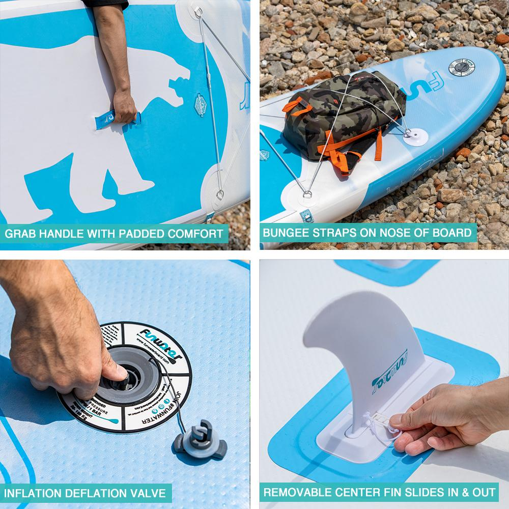 dotshio_polar_bear_paddle_sizes_sup_surf_board_inflatable_cheap_with_all_accessories_construction_sizes_measures_model_accessories_inlcuded_tech_details